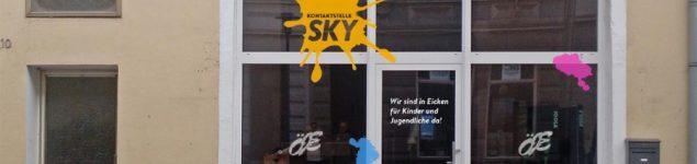 Das neue Schaufenster der Kontaktstelle SKY